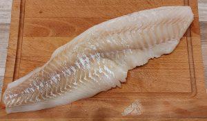 филе от риба треска