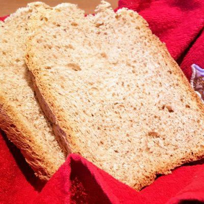 Пълнозърнест хляб в хлебопекарна